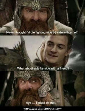 famous quotes from lord of the rings quotesgram