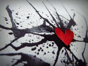 Love Is Pain HD Wallpaper