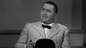 last images of curly howard