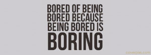 Boring Quotes Facebook Timeline Covers Photos