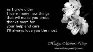 son love sayings for grandma