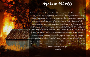 Against All Odds Quote/Manip 1 by StarGazersRevelation