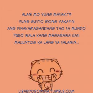 pinoy #pinoy tagalog quotes #patama #pag ibig #tagalog quotes # ...