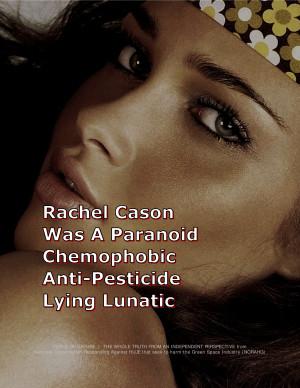 Rachel Carson Was A Lying Female Jackal – Loathsome DDT Opponents ...