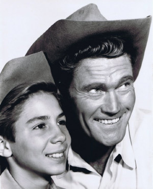 ... names johnny crawford the rifleman johnny crawford and chuck connors