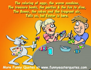 25 Funny Easter Quotes and Sayings 2014