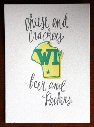 cuteWisconsin, Beer, Quotes, Greenbay, Cheese, Packers Fans, Things ...
