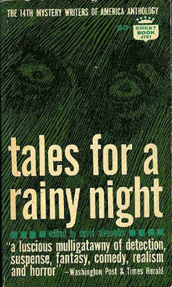 "Start by marking ""Tales for a Rainy Night (14th Mystery Writers of ..."