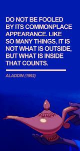 Disney Aladdin Quotes