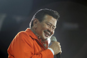 Joseph Estrada gained popularity as a film actor and producer before ...