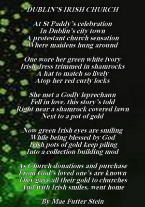 Church Usher Anniversary Poems