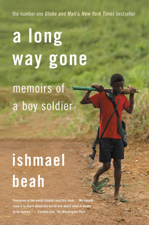 a long way gone q Find helpful customer reviews and review ratings for a long way gone: memoirs of a boy soldier at amazoncom read honest and unbiased product reviews from our users.