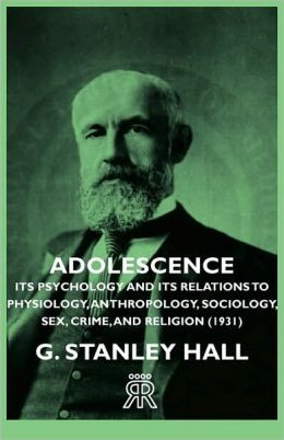 Stanley Hall By; g. stanley hall