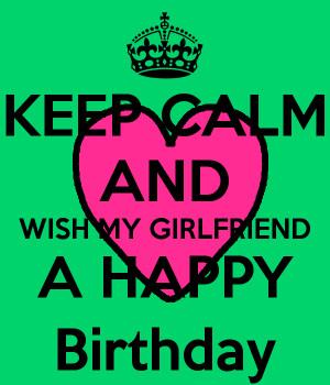 ... wishes for girl happy birthday to my happy birthday girlfriend bf