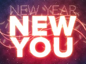 Dribbble - New Year. New You by Kimberley Fox