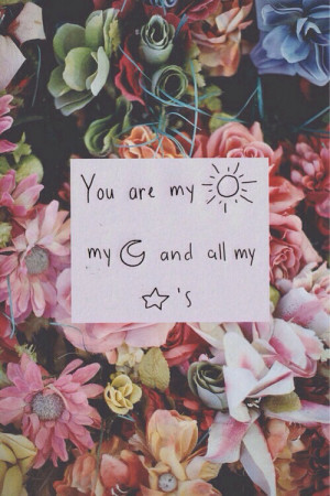 love relationship cute adorable quote life quotes beautiful summer ...