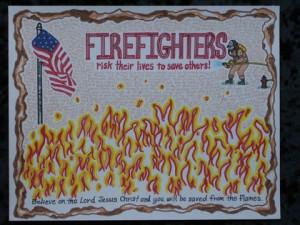44. Firefighters (KJV)
