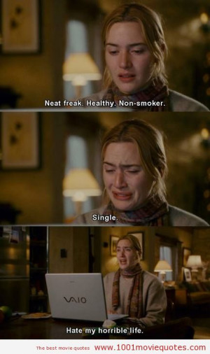 The Holiday (2006) quote