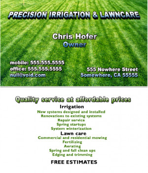 ... lawn care, lawn mowers, landscapers, fertilizing, tree trimming and