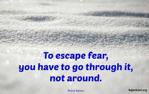 Overcoming fear and anxiety quotes:
