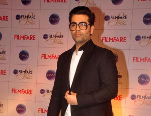 KARAN JOHAR I am nervous and stressed out about Bombay Velvet ...