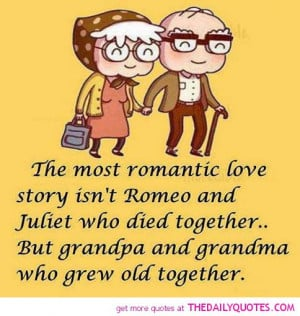 Inspirational Quotes Love Romance The most romantic love story