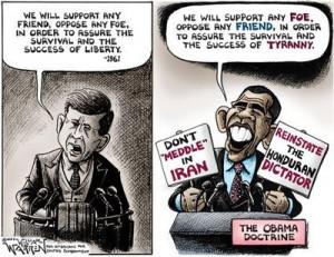 20th amendment political cartoon