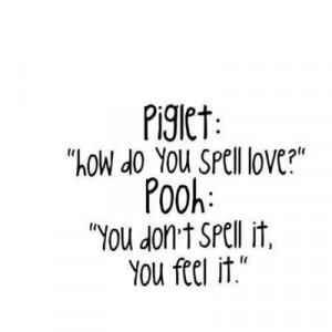 Piglet & Pooh Bear