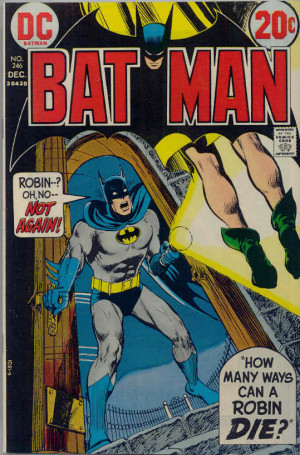 an upcoming plot development in dc s batman comic book series batman s ...