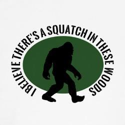 squatch_in_these_woods_canvas_lunch_tote.jpg?height=250&width=250 ...