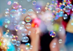pic, awesome quote, bubbles, color, cool, created, cute, cute quote ...