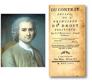 Jean Jacques Rousseau: The Social Contract