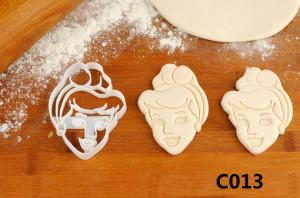 Cinderella - Cookie Cutter disney princess disney planes disney quotes ...