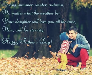 Bad Father Quotes From Daughter Amazing quote for father