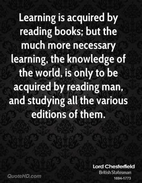 Quotes About Reading And Learning
