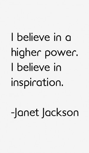 Janet Jackson Quotes & Sayings
