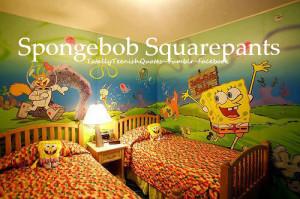 spongebob squarepants spongebob squarepants bedroom cute want it ...