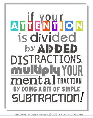... Pay Attention Sign. Math Poster. Gift For Math Teacher Or Math Nerd