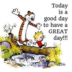 Today is a good day to have a great day! #Quotes More