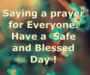 Blessed day