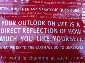 quote outlook on life lululemon