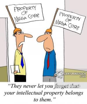 intellectual property cartoons, intellectual property cartoon, funny ...