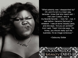 Gabourey Sidibe's quote #2