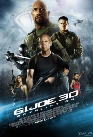 Previous Next Dwayne Johnson in G.I. Joe: Retaliation #2