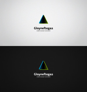Logo for an oil amp gaspany Not accepted by the client for being