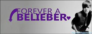 Forever, a, belieber, boy, quote, celebrity, singer, facebook ...