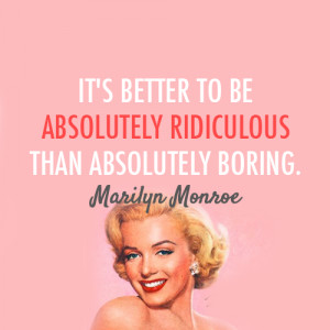 Most popular tags for this image include: Marilyn Monroe, quote, pink ...