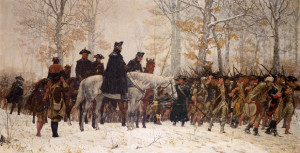 The March to Valley Forge,