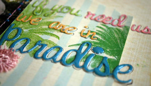 vacation scrapbooking quotes
