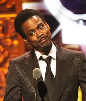 Chris Rock presents an award on stage during the 65th Annual Tony ...
